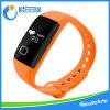 Armband van de Geschiktheid van Bluetooth de Slimme met de Monitor van het Tarief van het Hart