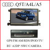 Audi-Q5T/A4L/A5 (K-959)를 위한 자동차 라디오 DVD