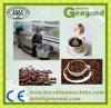 機械装置を処理している自動コーヒー豆