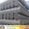 Gold Supplier Fence Panels Low Carbon Steel Black ERW Steel Pipe/Tube