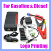 Multi banco Todo Gasoline & Diesel Engine Car Jump Starter de Functional 12V 21000mAh 750A Peak Current Power
