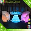 공장 최신 판매 LED 테이블 가구 고품질
