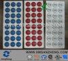 Подгонянный стикер слипчивого ярлыка номера PC (SZXY167)