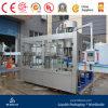 Completo plástico automática línea de llenado de la botella de agua de producción