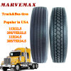 Superhawk/Marvemax Tire Bus Tyre 11r22.5, 225/70r19.5, 265/70r19.5 Mx967 Radial Truck Tire Bus Tyre