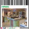 Einzelhandelsgeschäft Cash Counters und Cash Tables