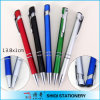 Colorful promotionnel Ballpoint Pen avec Metal/Plastic Clip
