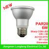 LED PAR20 6W Lamps (omhoog-par20-6w-k)