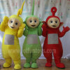 Traje da mascote do personagem de banda desenhada de Teletubby/Teletubbies
