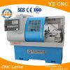 Torno horizontal del metal del CNC Ck6432