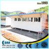 Diseños encajonados respetuosos del medio ambiente prefabricados de la casa