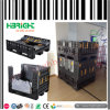Faltbarer Sperrklappenkasten-großer Plastikvorratsbehälter
