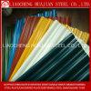A cor Prepainted galvanizado telhando a folha da telha da onda