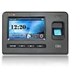 Control de acceso de la atención del tiempo de la huella digital de la pantalla táctil