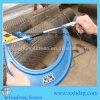 Schermo della scanalatura di figura del setaccio/ponticello del pozzo d'acqua 50bar di AISI 304/316 219mm