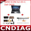 para BMW Icom A2+B+C con DELL D630 Version Full Set con 2014.09 Software
