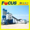 A planta de tratamento por lotes concreta da eficiência elevada, Hzs60 apronta a planta do concreto da mistura