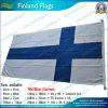 drapeau de 90X180cm Finlande, drapeau national de la Finlande