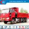 Caminhão de descarregador de FAW 6X4 20t 25t