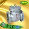 Válvula de verificação do balanço do aço de molde (H44H)