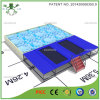 Brancher Smooth Large Trampoline Park pour Kids