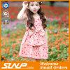 I fiori delle ragazze vestono l'abbigliamento Sleeveless dei bambini