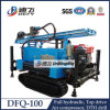 Dfq-100最大移動式井戸鋭い装置。 100m、Rocky Area