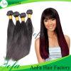 Capelli superiori delle donne dei capelli, capelli di Remy, trama brasiliana dei capelli