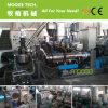 Residuos de la máquina de reciclaje de plástico PP PE granulación