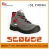 Ботинки страхсбора Китая трудные, ботинки безопасности замши кожаный для людей