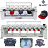 Head multi Cap Flat Embroidery Machine para Embroidery Industry