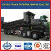 Camion à benne basculante du camion- de HOWO 8X4 A7 420HP 12-Wheels