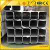 Puder beschichtetes anodisiertes großes Aluminiumrundes Gefäß T6 des strangpresßling-6061