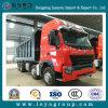 HOWO A7 8X4 30m3のダンプトラック