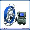 60m押しケーブルの産業管の点検カメラ鍋の販売V8-3288PT-1のための傾きによって使用される下水道のカメラ