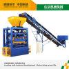 Máquina hidráulica móvel da construção de tijolo Qt4-24