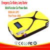 8000mAh Portable Mini Car Jump Starter mit CE/RoHS/FCC/ISO9001 Certificate
