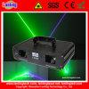 Luz gorda verde y púrpura de la lente doble de viga del laser del disco