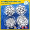 Medios de soporte o catalizador de soporte inerte alúmina bolas de cerámica