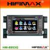 Sistema de navegación del coche DVD GPS de Hifimax para Suzuki Vitara (HM-8953G)