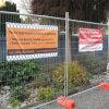 Знамена сетки PVC винила печатание напольной загородки изготовленный на заказ