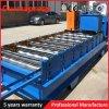Rodillo de acero del azulejo de 1050 colores que forma la máquina para la exportación