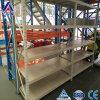 Cremalheira de placa dobro ajustável do dever médio da fábrica de China