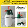 pulverizador da pressão 1.5L, pulverizador plástico da mão do jardim