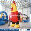 Aufblasbares Karikatur-Modell-aufblasbares Huhn für Adversiting