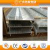 산업 사용 중국 상단 10 공장에서 알루미늄 단면도 열 싱크