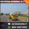 ¡Precio bajo y venta caliente! Carro doble de la succión de las aguas residuales de la cabina de Dongfeng 4X2