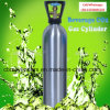 Cylindres en aluminium de CO2 et de boisson d'ISO7866 En1975
