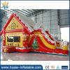 Qualitäts-Weihnachtsdekoration-aufblasbarer Prahler mit Plättchen für Verkauf