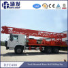 Perforadora montada carro hidráulico (HFC400)
